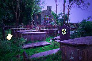 逃离幻想墓地
