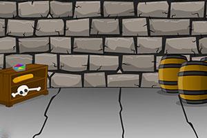 逃离石头墙