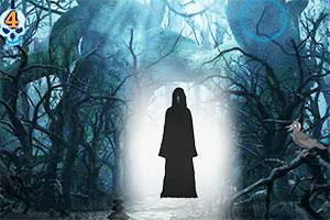 闹鬼的森林逃跑
