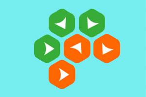 六角方块大碰撞