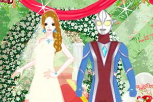 奥特曼娶新娘H5