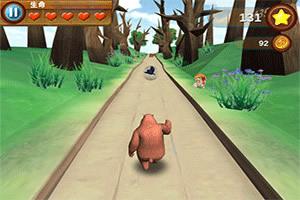 熊出没跑酷3D