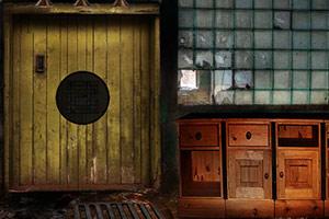 逃离荒废的工厂2