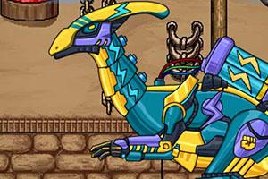 机器人战斗4