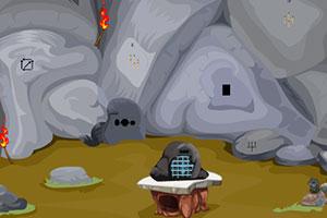 逃离蜘蛛洞穴