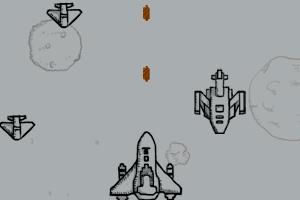 微信飞机大战