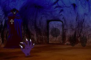 逃离吸血鬼洞穴