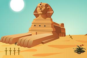 逃离古老的埃及