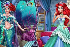 美人鱼和公主