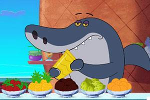 鲨鱼饮品师