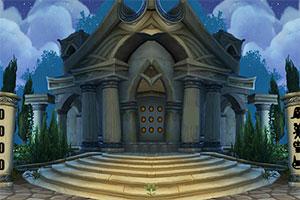 逃出神秘古堡