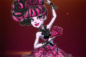 学芭蕾的吸血女孩