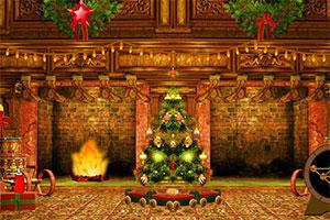 逃离圣诞气氛的房
