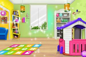 幼儿园清洁