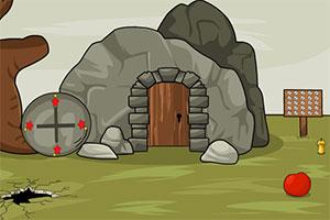 救出洞穴的恐龍