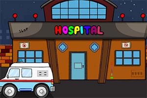 抢救医院病人