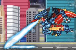 组装机械赤血翼龙2