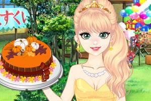 奥莉的派对蛋糕