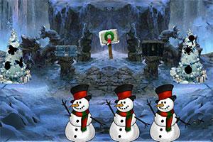 圣诞老人逃离