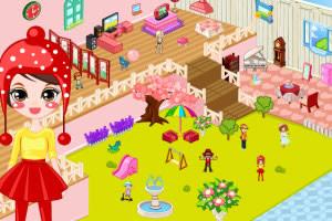 可爱娃娃屋设计