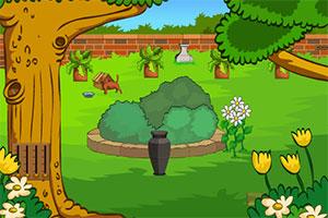 绿色的花园逃脱