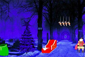 圣诞夜惊魂逃生