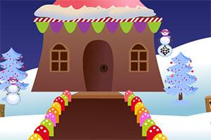 逃离圣诞房屋