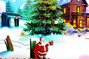寻找圣诞拐杖糖