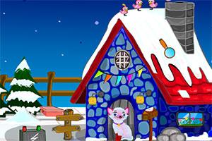 逃离圣诞老人住所