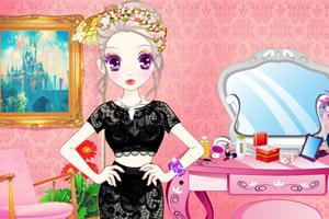 森迪公主的梳妆台