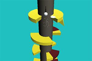 旋转螺旋塔2