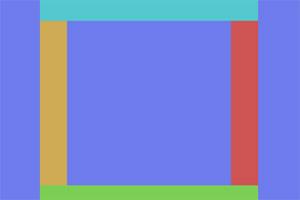颜色方框大挑战