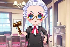 可爱的小法官