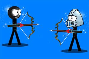 弓箭手的对决