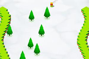 滑雪小能手