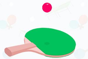 乒乓球颠球大赛