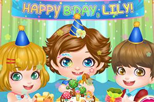 莉莉的生日会