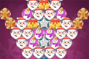 圣诞礼品泡泡龙
