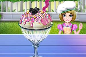 奶油芝士冰淇淋烹饪