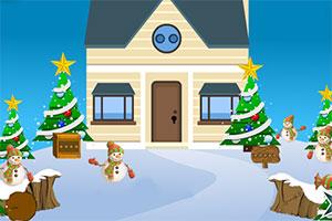 逃避圣诞庆祝6