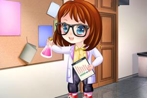 化学博士小可爱