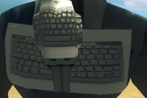键盘侠沙盒战斗训练