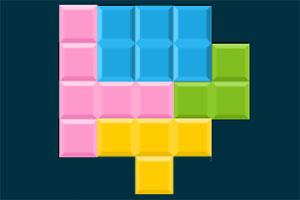 各异方块拼接