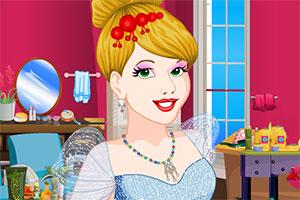 可爱公主美容