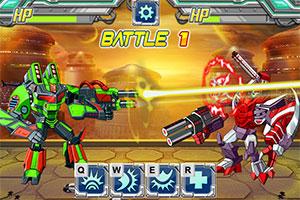 组装战斗机器人2