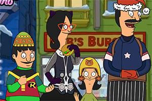 鲍勃的汉堡店