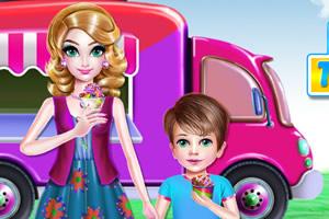 甜品卡车节