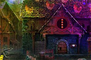 逃离传统房屋