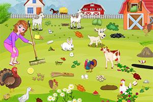 索菲亚农场清洁