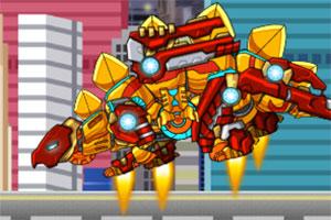 组装机械剑背龙2